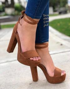da248e07 Sandalia Tacon Bajo Dama - Zapatos para Mujer en Mercado Libre Colombia