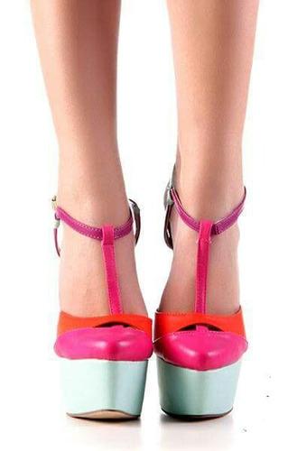 sandalias de damas exclusiva talla 35--39