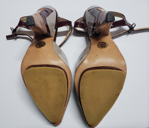 sandalias de diseñador paco sanz talle 36