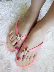 Sandalias Nuevas Mar De Mujer Moda Estrella Verano Dama XiTkZOPu
