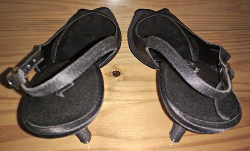 sandalias de fiesta nina nº39 con brillos u.s.a.