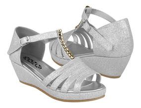 Calzado Sandalias Para Fiestas RopaBolsas Y Ceremonias Plateadas ZN8wOn0PkX
