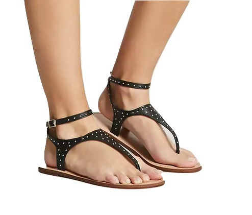 sandalias de mujer con tachas forever 21