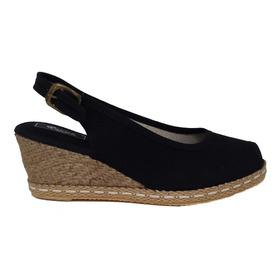 Sandalias De Mujer Con Taco Chino A303