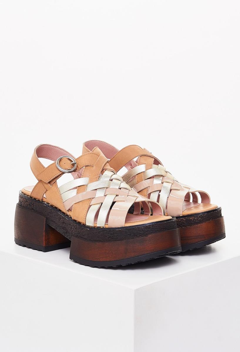 sandalias de mujer heyas con plataforma leyas suela. Cargando zoom. 03faa00df7f4