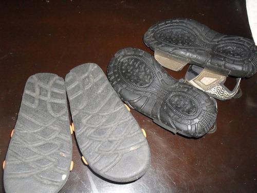 sandalias de niño numero 30 y 31