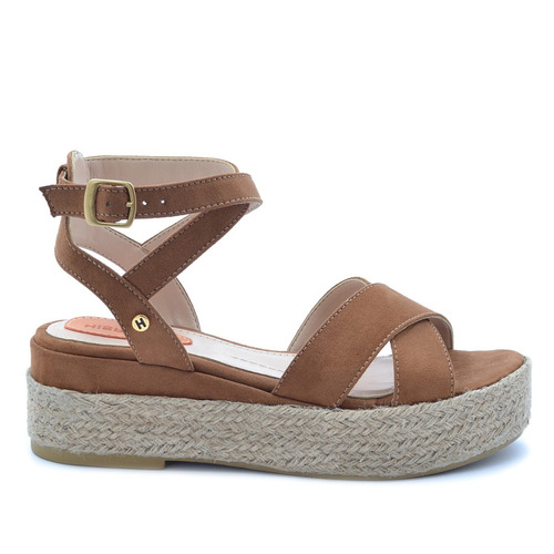 sandalias de plataforma hispana amaya melle para dama