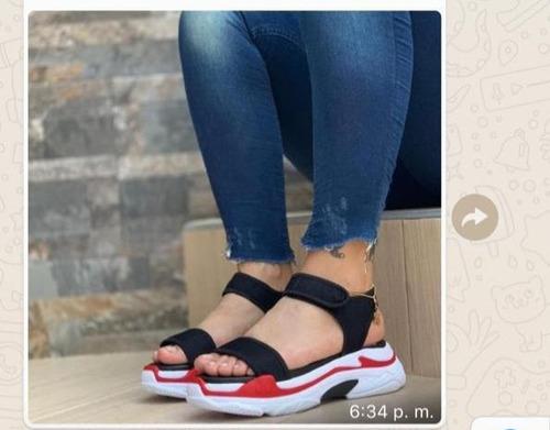sandalias espectaculares deportivas + modelos, envío gratis