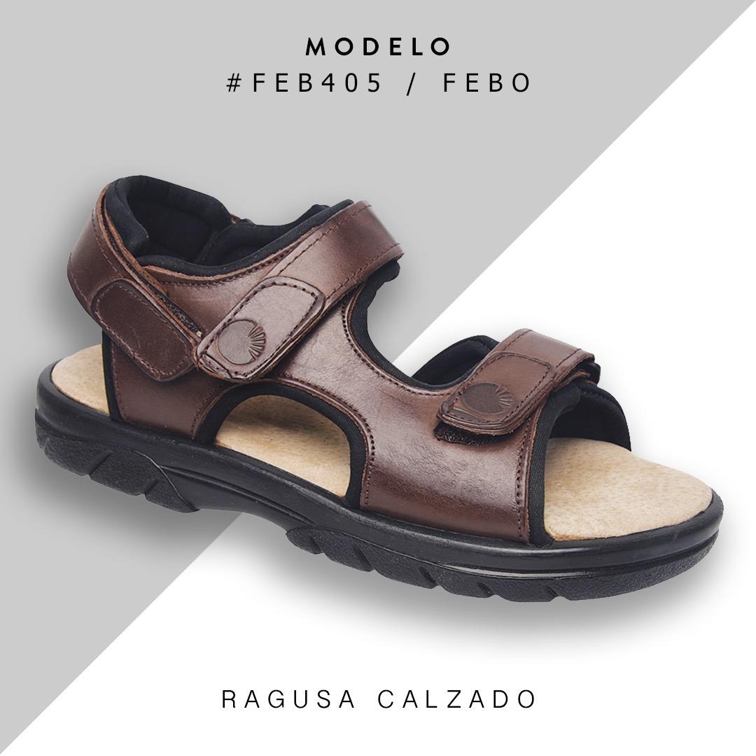 81c6adb4fa3 Sandalias Febo De Hombre - Cuero - Envío Gratis!! -   2.499