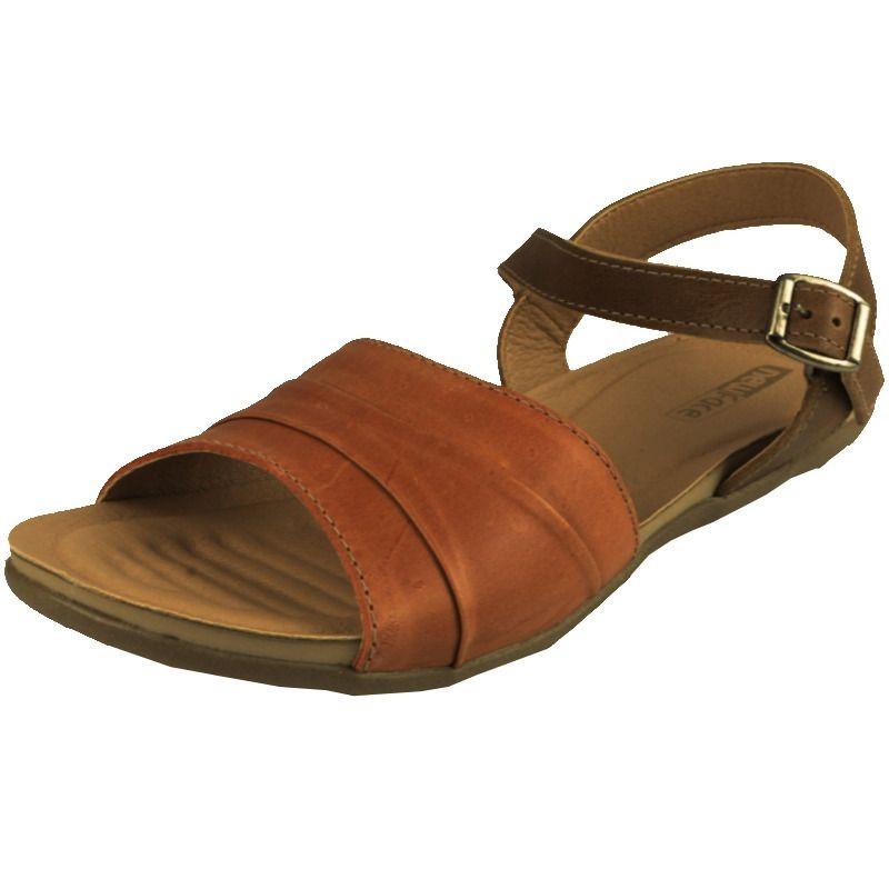 68b9ec5010 sandálias femininas couro promoção new face confortavel. Carregando zoom.