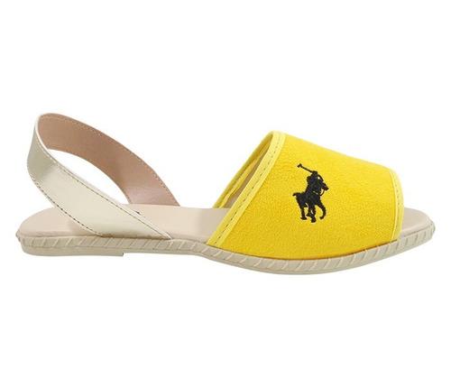 Carregando zoom... sandálias femininas-rasteirinhas-polo-ralph lauren-2  pares 7ce9100cd8c