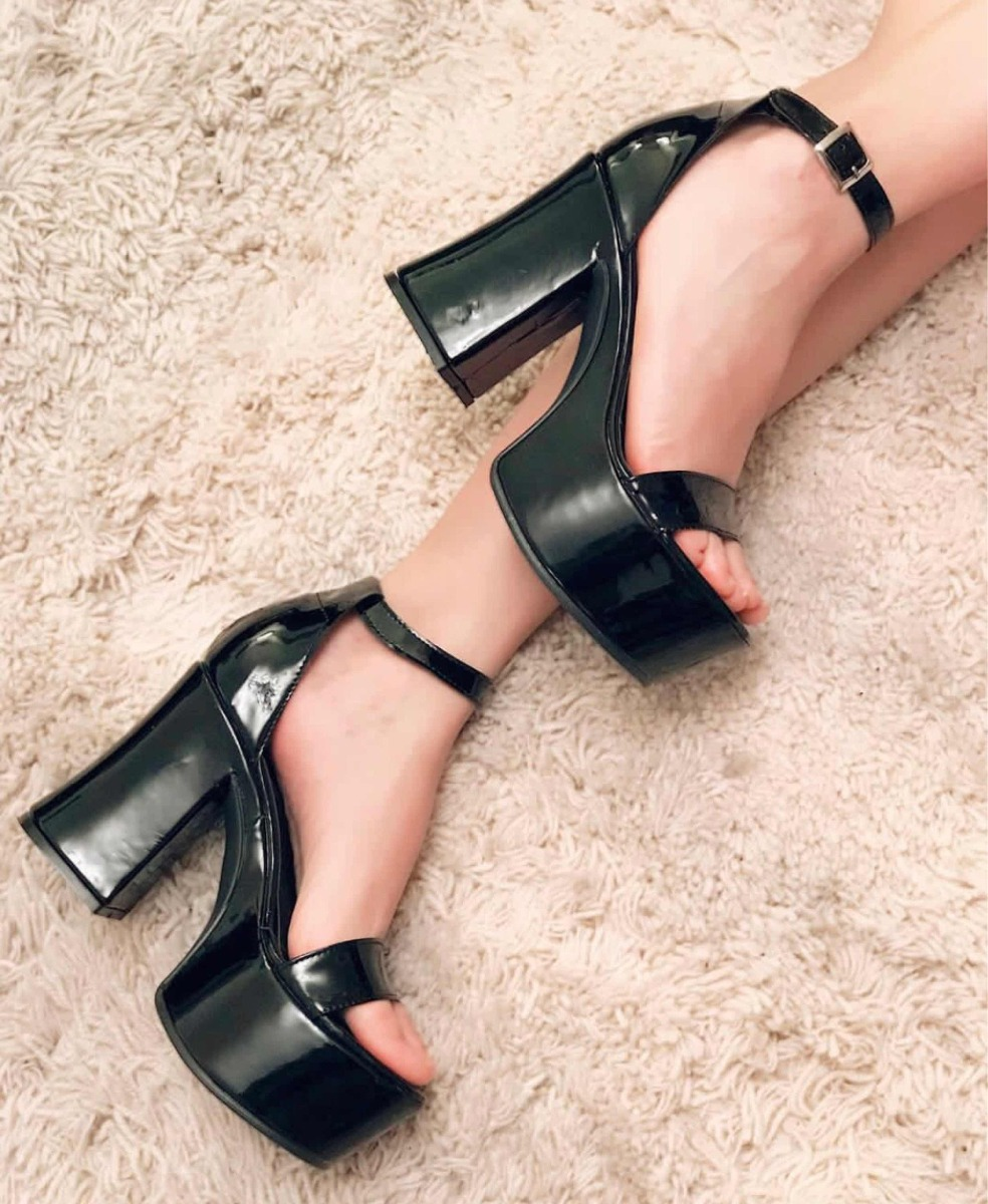 f8a58b496 sandalias fiesta noche charol zapatos mujer verano 2019. Cargando zoom.
