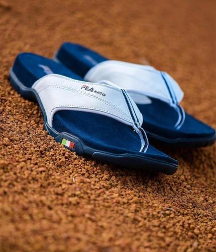 sandalias fila kato + tennis o guayos nike original