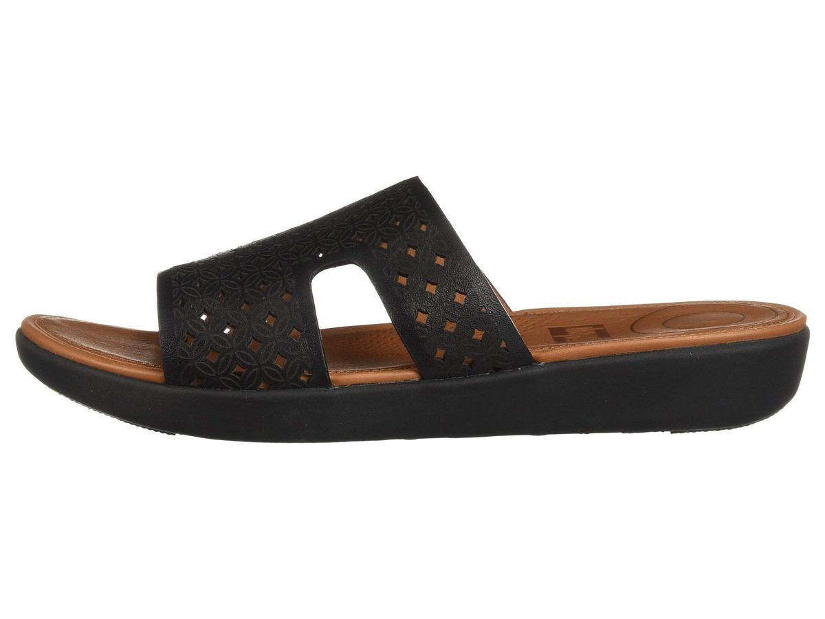 e67a5a612922 sandalias fitflop h-bar slide sandals - lattice nuevo-2256. Cargando zoom.