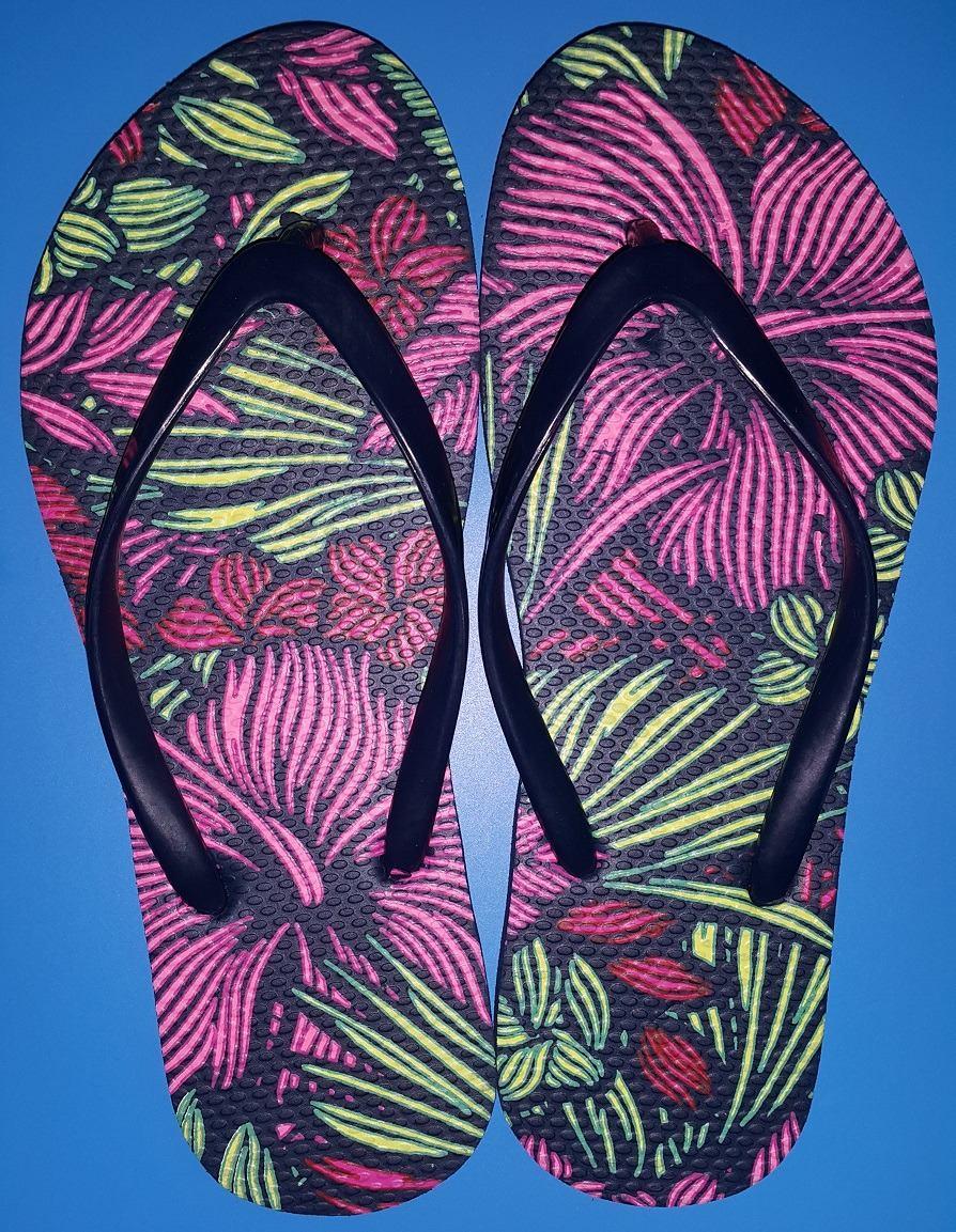 3f9b94c8162755 Sandalias Flip Flops Mixit Floral -   30.000 en Mercado Libre