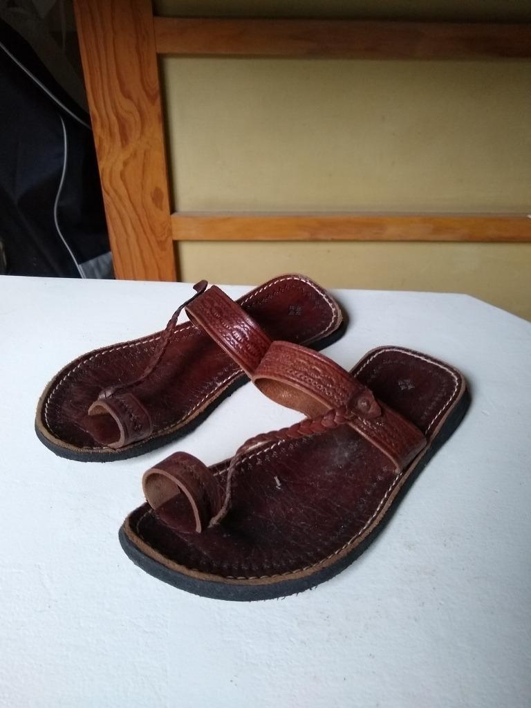 Kpzuix Compradas Sandalias 38380 Em Marruecos Cuero N Franciscanas TKJc1lF3
