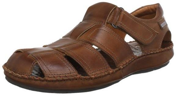 online para la venta auténtica venta caliente estética de lujo Sandalias Franciscanas En Cuero Para Hombre