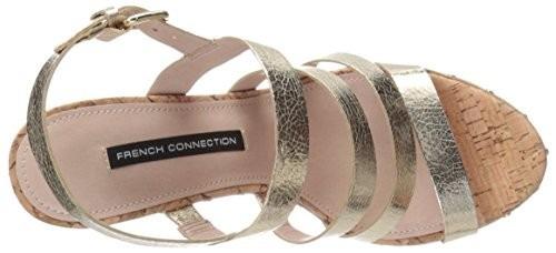 sandalias french connection 100% originales.solo talla 7 y 9
