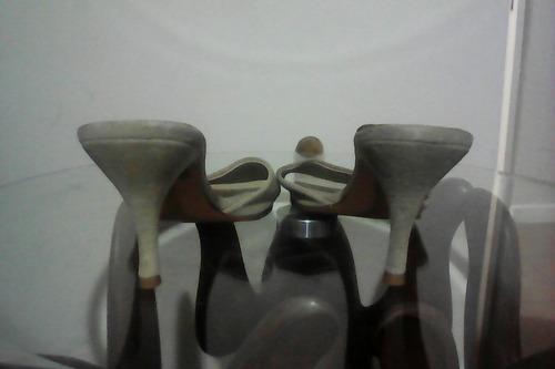 sandalias gamuza aldo 37