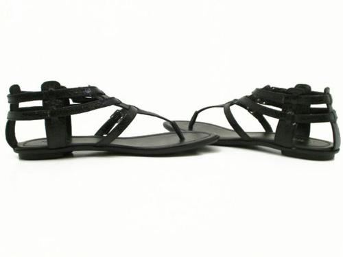 sandalias gladiadoras marca mía 100% original