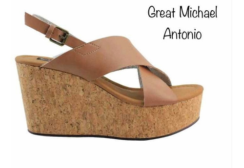sandalias great michael antonio