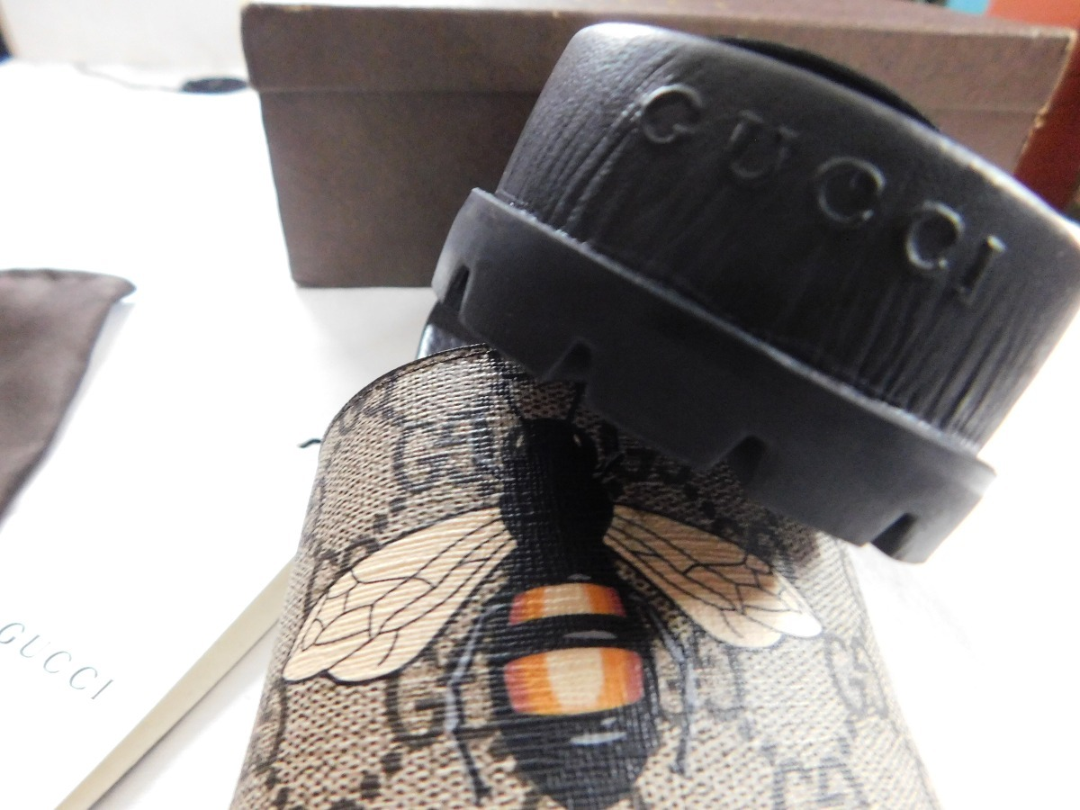 e10a8b017e3b6 Sandalias Gucci 2017 Originales Con Caja Y Tarjetas T37 -   3.900