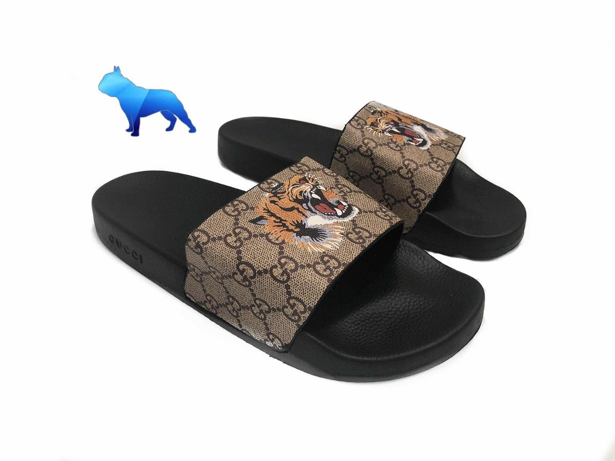 Sandalias Gucci Hombre -   370.00 en Mercado Libre 712177c3c6d