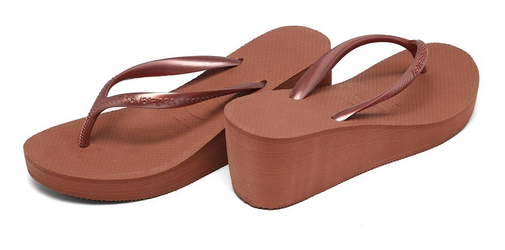 High 2106 Bronze 4127537 R94 Havaianas Sandálias 68 Nude Fashion N8wm0vn