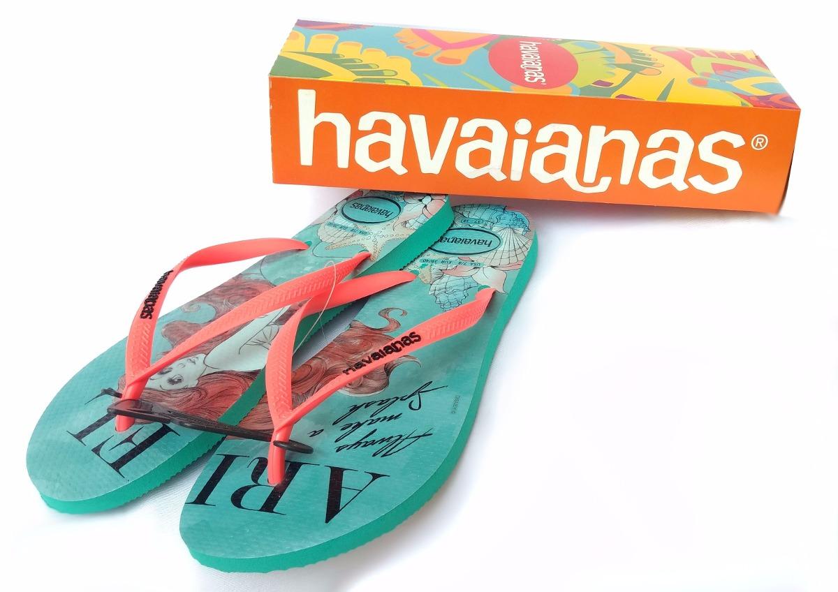 f27d4e3833 sandálias havaianas slim vários modelos. Carregando zoom.