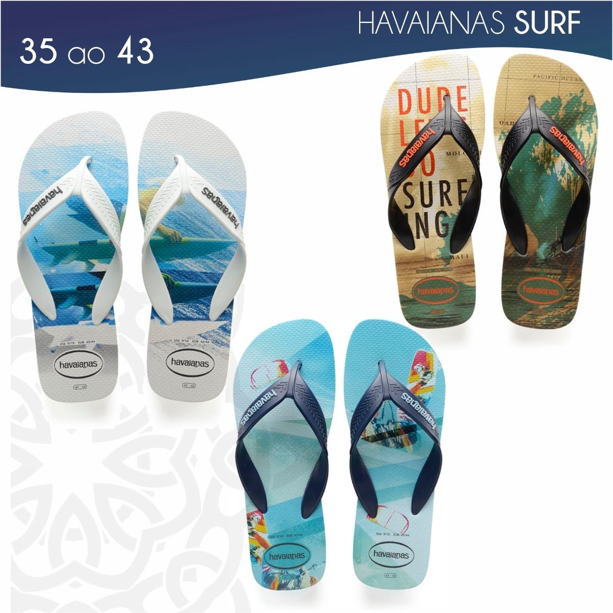 021121227a6b38 sandálias havaianas surf masculino15 pares originais atacado. Carregando  zoom.