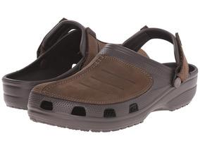 Hombre Yukon Crocs Clog Mesa Sandalias mN80wvn