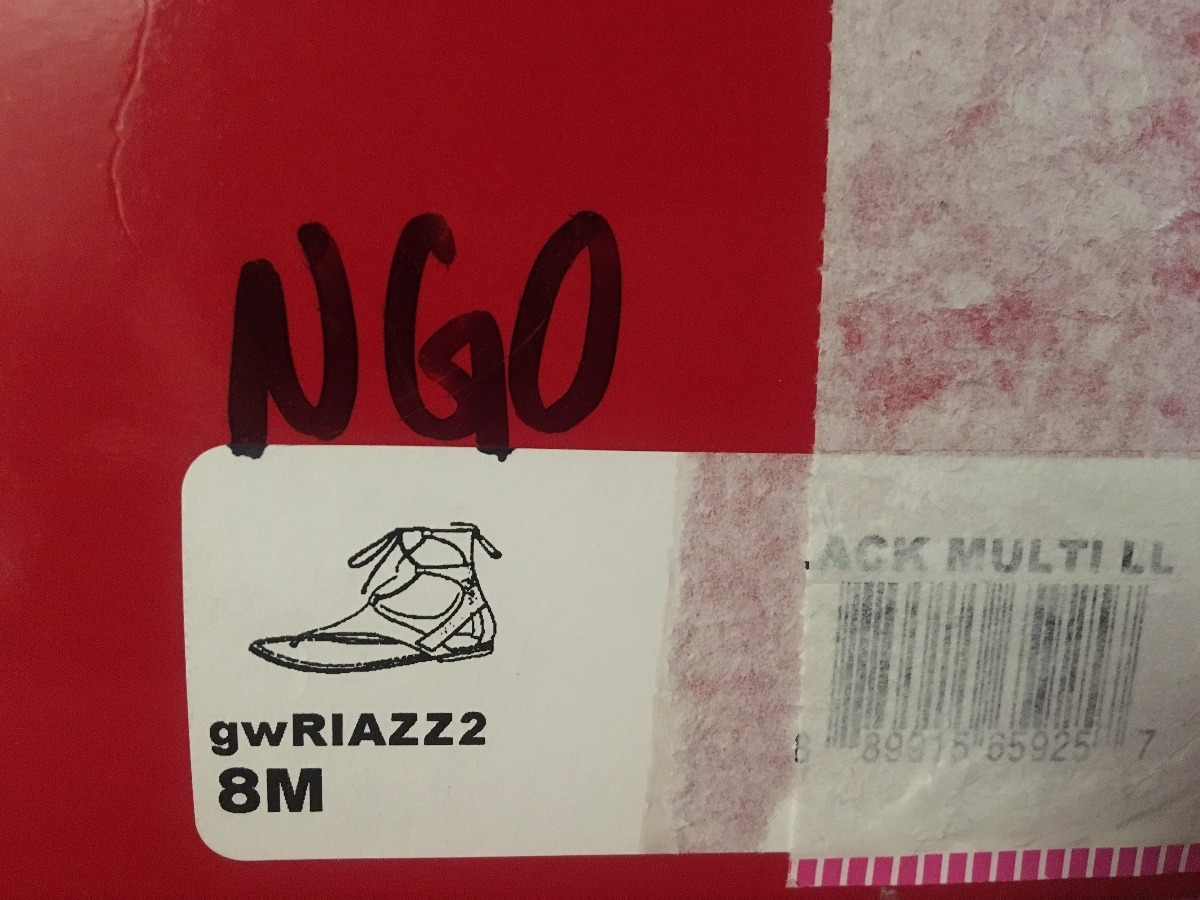 8349cba7 sandalias huaraches marca guess talla 25 mx nuevo original. Cargando zoom.