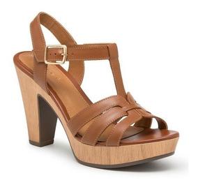 De Cerdita Zapatos Tacones Naranja Pepa Mujer Otros La Huaraches QrdWCeBxo