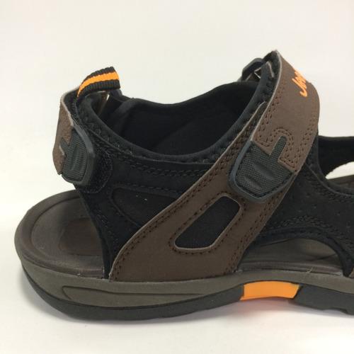 sandalias jeep originales para hombres  - jps160204 - brown
