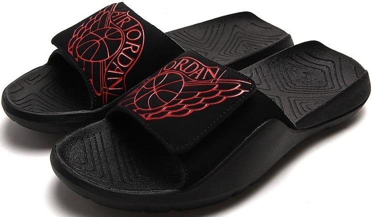 Mitad de precio orden venta en línea Sandalias Jordan Hydro 7 Chanclas Nike adidas 100% Original