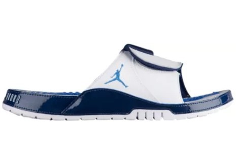 Sandalias Retro Jordan Hydro 11 Azul w0k8PnOX