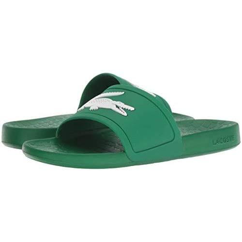 Para Talla Originale Hombre Color Verde 10 Sandalias Lacoste IbfgyvY76