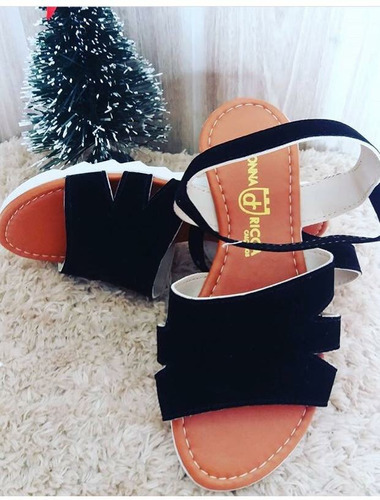 sandalias lindas e confortáveis em atacado.