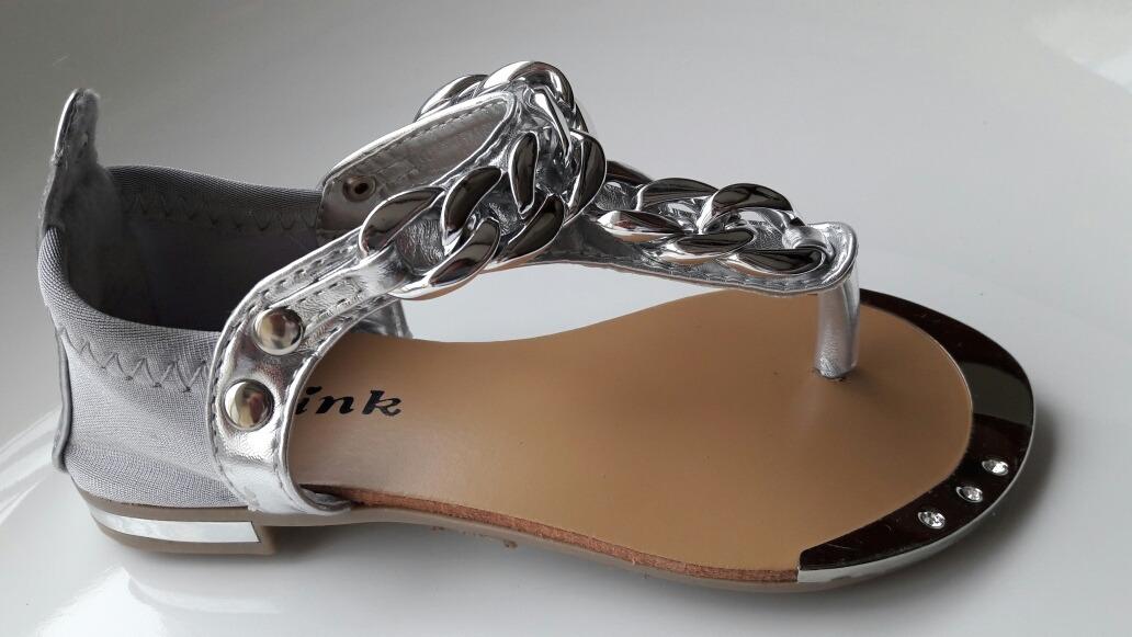 20a682bb sandalias link justice carters oshkosh plateadas moda 2018. Cargando zoom.