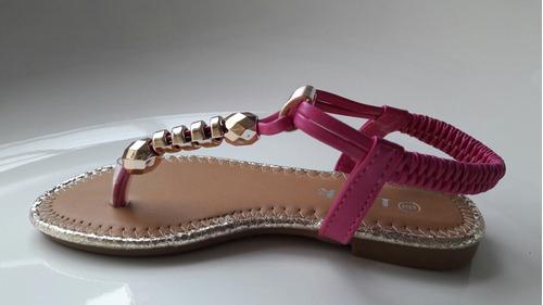 sandalias link justice carters para niñas fucsia moda 2018