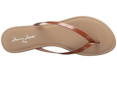 sandalias massimo matteo thong 15478326