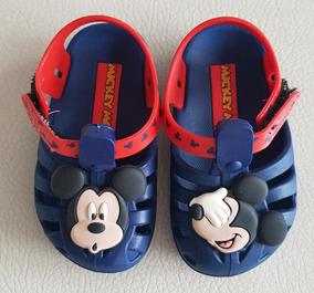Talla Niña Sandalias Mouse Mickey 19 Niño 20 8P0wOnk