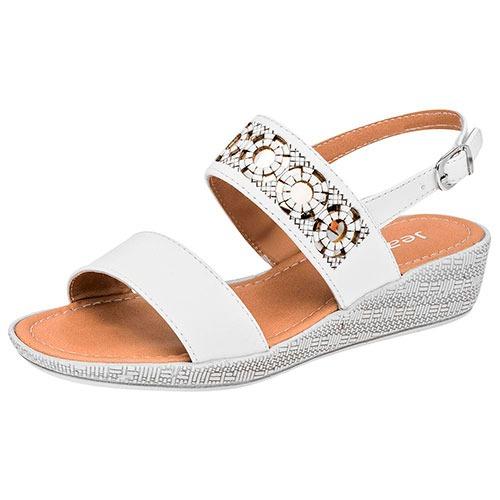 Sandalias Mini 39051 Cuña Jeans Shoes D84319 If7vYb6gym