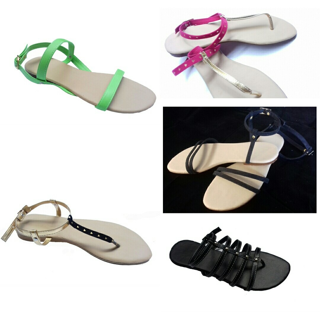 cb57910f349 Sandalias Moda 2016 Para Dama, Mujer - Bs. 0,10 en Mercado Libre