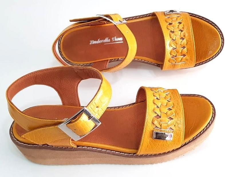 12a32039cef sandalias mujer 41 42 43 44 zinderella shoes maiz. Cargando zoom.