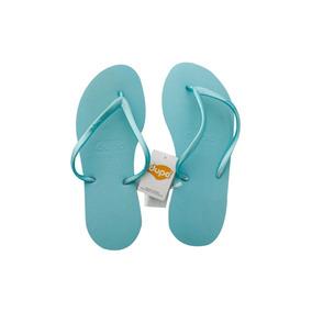 Mujer Brasileñas Azul Playa Dupe 0642 Sandalias Ice UMVpqzGLS