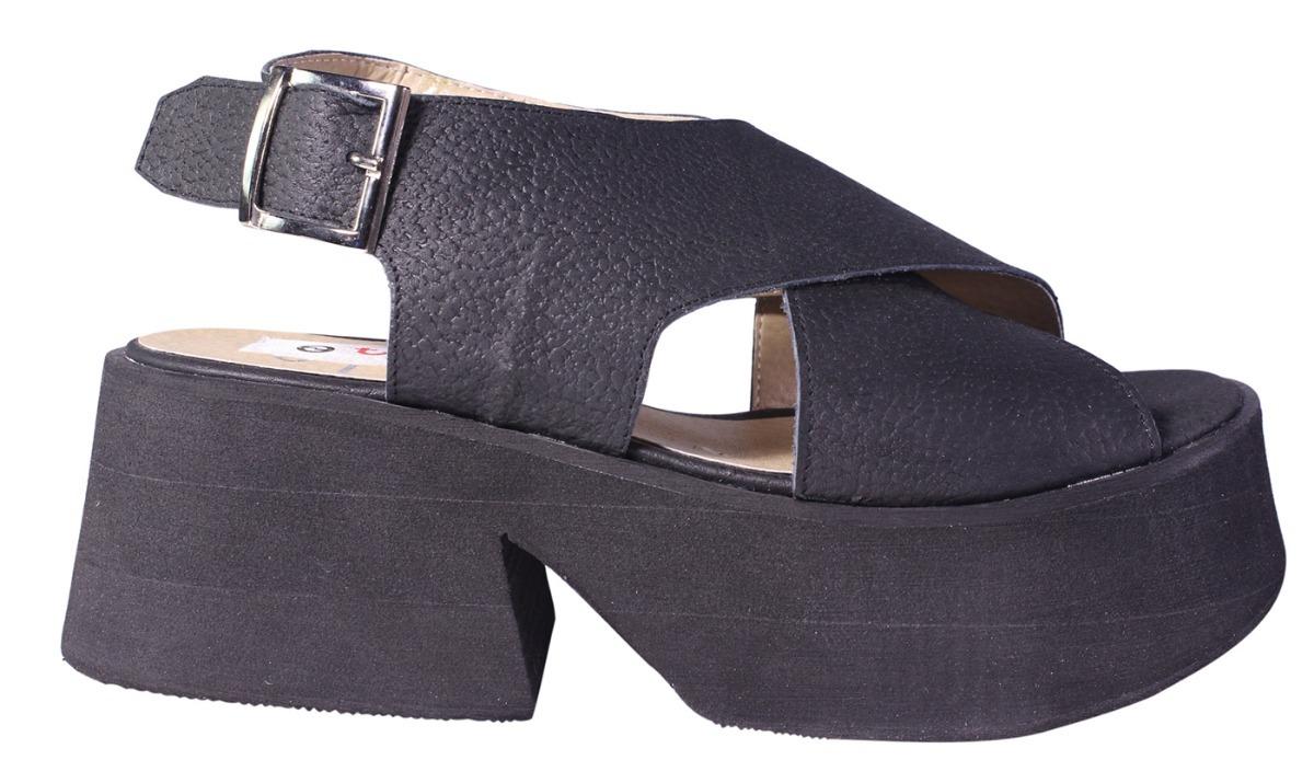0bc196b05db7c sandalias mujer cuero base plataforma goma eva moda tops. Cargando zoom.