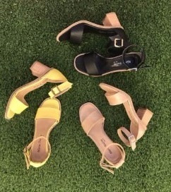 sandalias mujer de calzadosoher