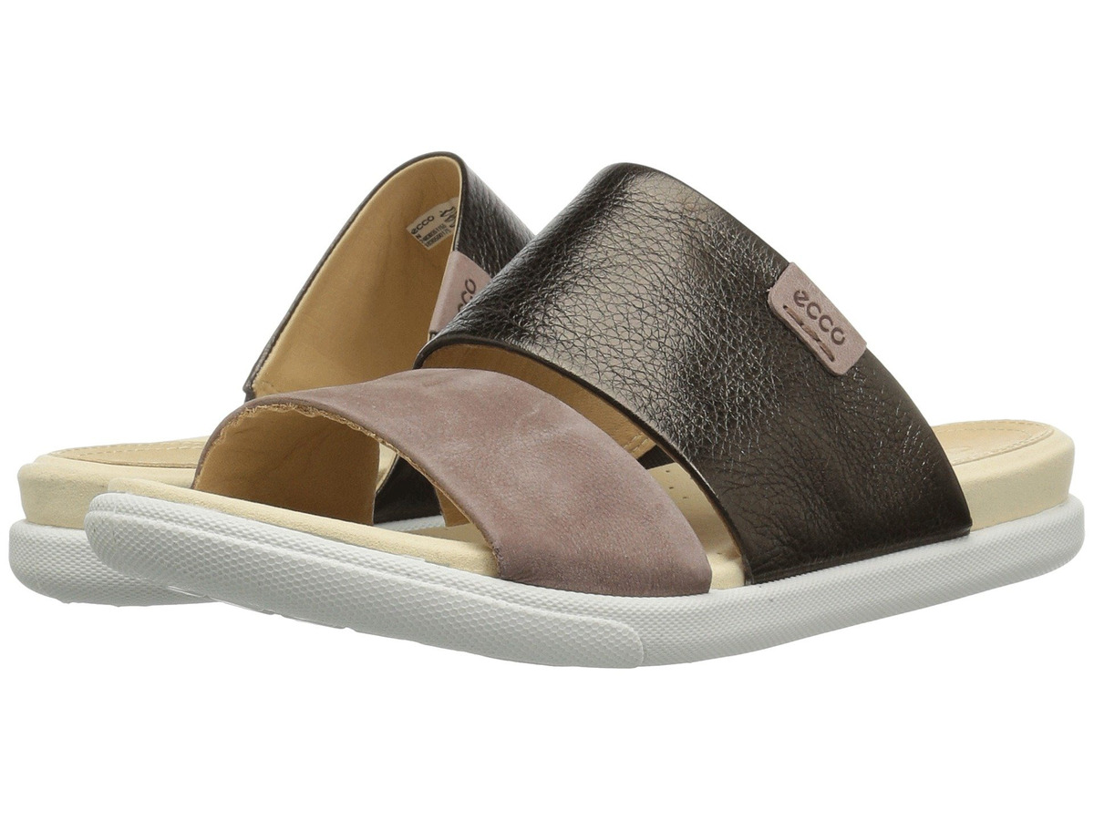 80dcc98029a sandalias mujer ecco damara slide sandal ii. Cargando zoom.