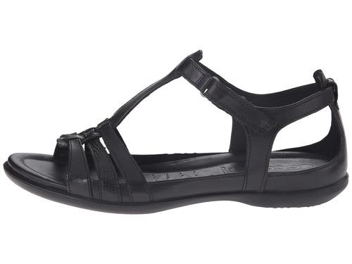 2dafe052 Sandalias Mujer Ecco Flash T-strap Sandal